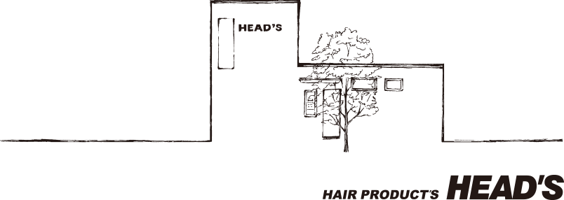 HAIRPRODUCT-HEAD'S